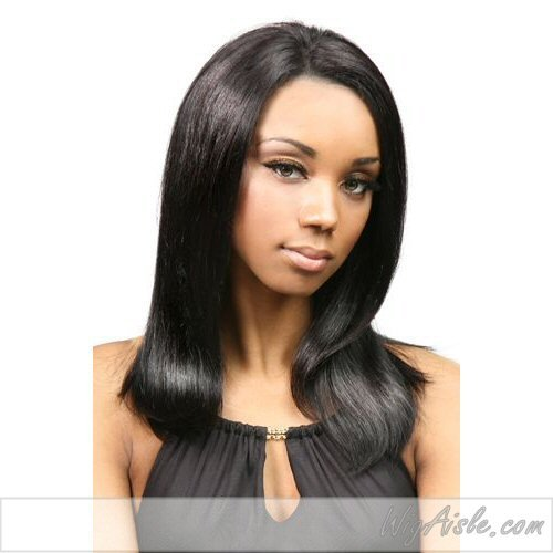 LFHH-REMI (Motown Tress) - Remy Human Hair Lace Front Wig from Oradell International Corporation