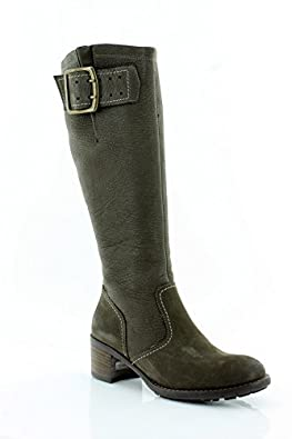 Paul Green Optimist Women's Boots Graphite Nubuk Size 10 M