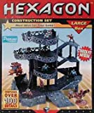 Hexagon Large Construction Set (12-Frames w/over 100 Details) Pegasus