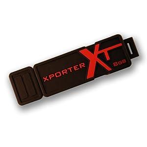 Patriot Xporter XT Boost 8GB闪存 PEF8GUSB