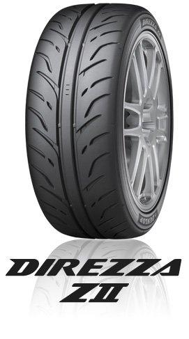 245/40R18 93W ダンロップ ディレッツァ Z2 スタースペック 新品1本 18インチ