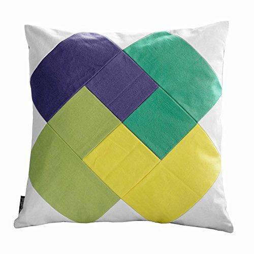 Sofa / Couch / Bett dekorative Kissen Leinwand Kissen, Büroklammer Design