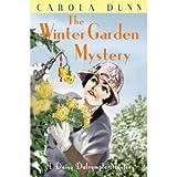 Carola Dunn Winter Garden Mystery (Daisy Dalrymple)