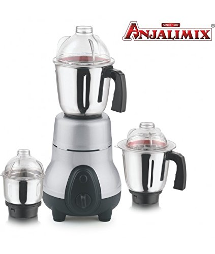 Anjalimix Metalica EX 750W Mixer Grinder