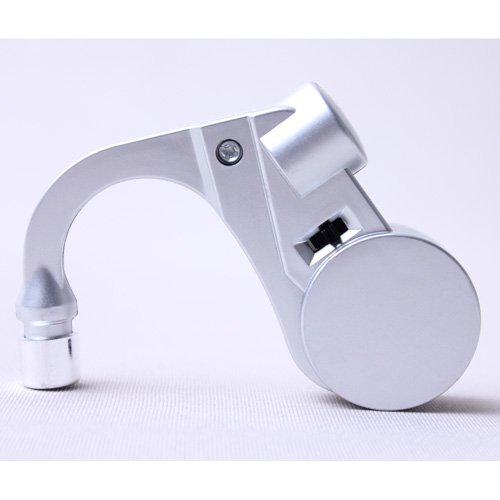 【眠気防止 ブザー LEDライト】居眠り防止に最適 前方に10度以上傾くとアラームが鳴る!居眠り感知器(X537)