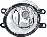 FOG LIGHT Right RH for TOYOTA Matrix (2009-2010), Lamp Assembly, 2009 2010 09 10