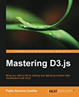Mastering D3.js Front Cover