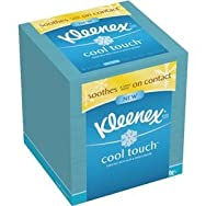 Kleenex Cool Touch Facial Tissue-50CT KLEENEX FAC TISSUE