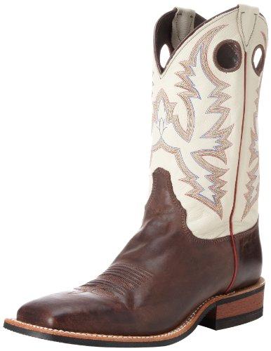 9050d5c4dcc Justin Boots Men's U.S.A. Bent Rail Collection 11 Boot Wide Square ...
