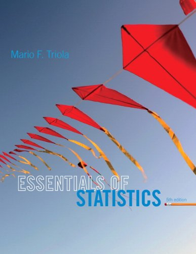 Essentials of Statistics (5th Edition) Chapter 1 - Introduction to