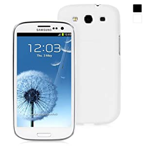 Snugg Samsung Galaxy S3 Ultra Thin Case in White - High Quality Slim Profile Non Slip, Protective and Soft to touch for Samsung Galaxy S3
