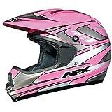 AFX FX-87 Helmet - Medium/Pink Multi