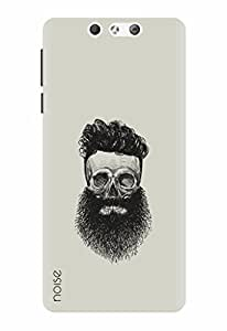 Noise Designer Printed Case / Cover for Lyf Earth 2 / Patterns & Ethnic / Beard Illustrations