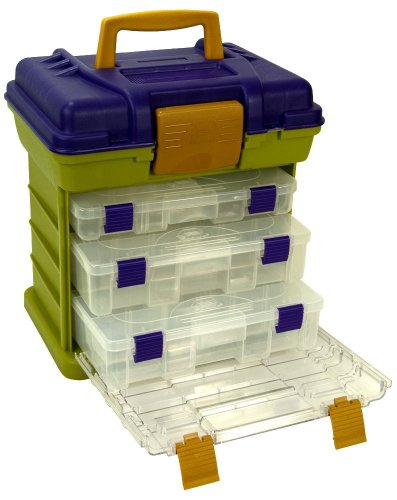 Creative Options 13-Inch by 10-Inch by 14-Inch Grab and Go 3-by Rack System, Vineyard