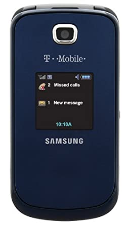 Samsung T259, Blue (T-Mobile)