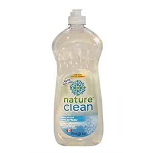 Nature Clean Dishwashing Liquid Review