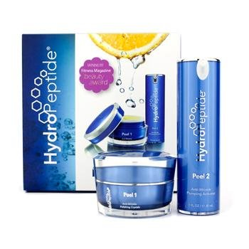 Hydro Peptide 2 Piece Gift Set (Anti-Wrinkle Polishing Crystals Plus Anti-Wrinkle Plumping Activator) Reviews
