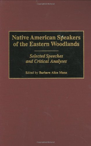 Native American Speakers of the Eastern Woodlands:...