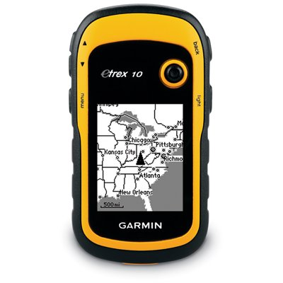Garmin ETrex 10 Outdoor Handheld GPS Navigation