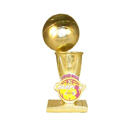 Amazon.com : Los Angeles Lakers 2010 NBA Champs Trophy Replica