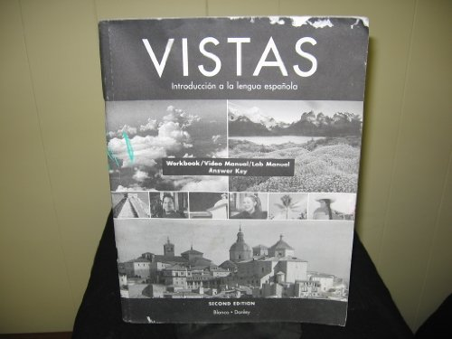 VISTAS 2/e Answer Key
