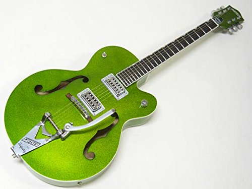 Gretsch / G6120SH Brian Setzer Hot Rod Green Sparkle S/N JT15020670