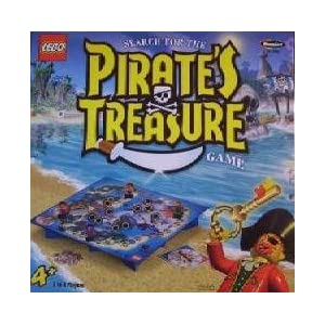 LEGO board game: Search for the Pirate's Treasure!
