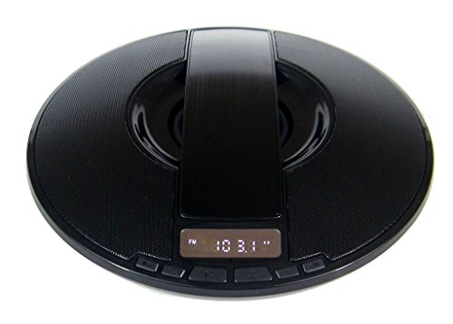 Sdy-021 Enhanced Bluetooth Speaker With Led Display, Fm Radio And Music Player.