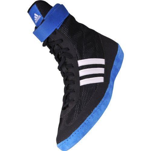 Adidas Combat Speed IV Black Wrestling shoes