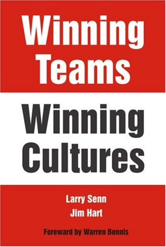 Winning Teams-Winning Cultures: 1