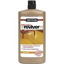 Minwax 60960 32-Ounce Low Gloss Reviver Hardwood Floor Restorer