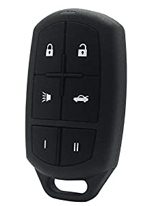 1997 97 Toyota 4Runner iKeyless Brand Remote Keyless Entry - 2 Button Models with Dealer Installed System