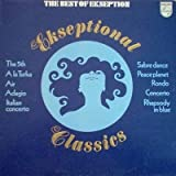 Ekseption - Ekseptional Classics - The Best Of Ekseption - Philips - 6410 044