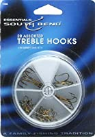 Treble Hooks Asst. by South Bend