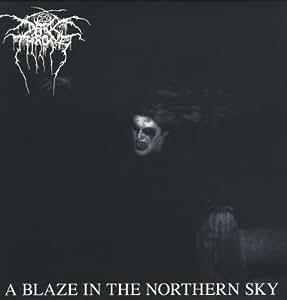 Blaze in a Northern Sky
