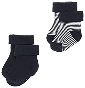 Noppies Kids B Socks 2Pck Guzz - Calcetines para niños