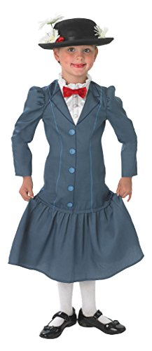 [Mary Poppins Costume - Kids - Small] (Mary Poppins Costumes Child)