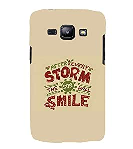 EPICCASE After every storm Mobile Back Case Cover For Samsung Galaxy J2 (Designer Case)