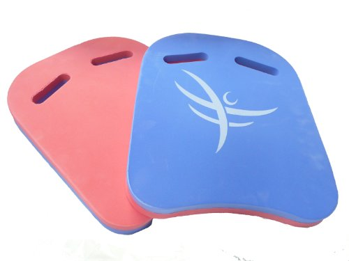 Float swimming aid / Kickboard - Twin colour pink and blue