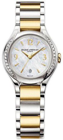 Baume & Mercier Women's 8775 Iliea Diamond Watch