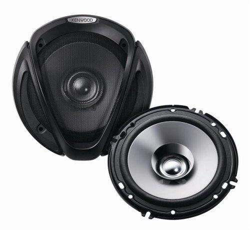 Kenwood Kfc-1652S 6.5-Inch 160 Watt Max Power Dual Cone Speaker System
