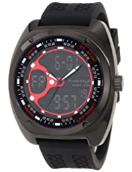 Freestyle MenS 101187 The Contact Analog-Digital Silicone Strap Watch