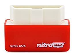 Nitro OBD2 Diesel Chip Tuning Engine Nitro OBD 2 Plug&Drive OBD2 Performance Chip Tuning Box Plug Drive for Diesel Car
