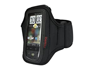 Cellet Neo Armband for LG Enact, Samsung Array, Samsung Galaxy Prevail, MP3 Players and Other Similar Sized Phones