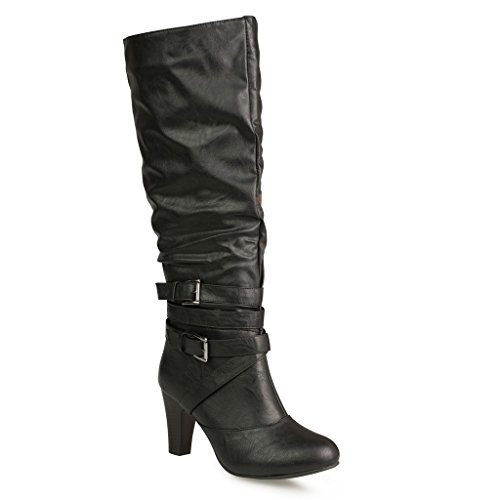 twisted-womens-hailey-faux-leather-wide-calf-knee-high-western-heeled-riding-boot-with-multi-buckle-