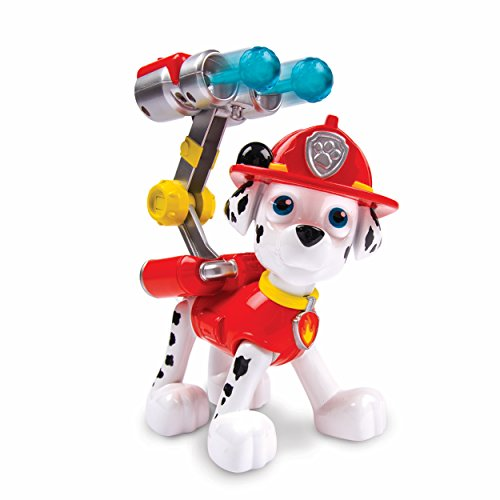 Paw Patrol Jumbo Sized Action Pup, Marshall - 1