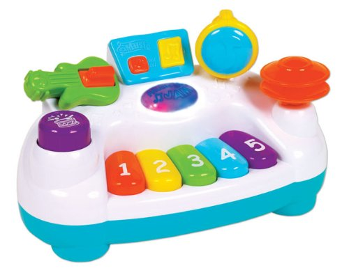 Small World Toys Preschool - Music Makin' Station B/O - 1