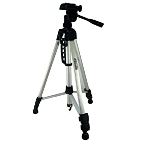 Professional Series Light Weight Aluminum Tripod for Camcorders & Digital Camera / SLR