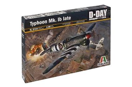 Italeri - I2734 - Maquette - Aviation - Hawker Typhoon Mk Ib