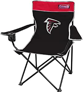 NFL Atlanta Falcons Coleman Folding Chair With Carrying Case